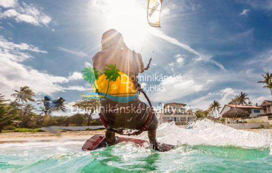 Kitesurfing v Cabarete, Dominikánská republika