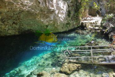 Laguna Dudu Výlety v Dominikánské republice ARIS TOURS