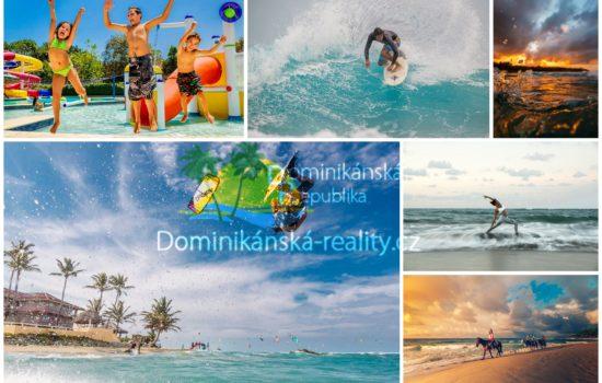 Aktivní dovolená v Dominikánské republice