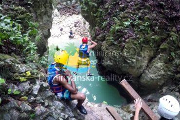Vodopády Damajagua, Výlety v Dominikánské republice ARIS TOURS