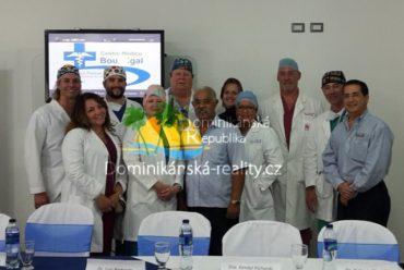 lékaři v Dominikánské republice