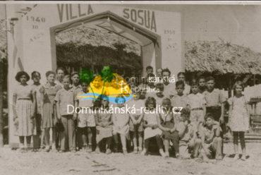 Židé ve městě Sosúa