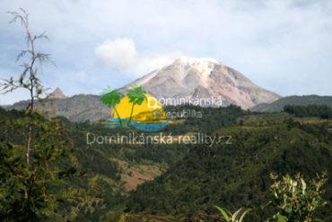 Nejvyšší vrchol Karibiku Pico Duarte