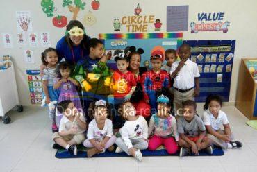 předškolní vzdělávání v Dominikánské republice