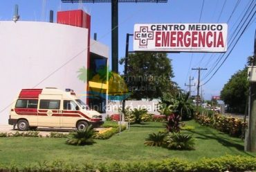 nemocnice v Sosúa