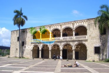 Palác Alcázar de Colón