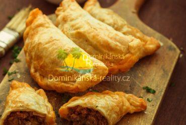 Empanadas - dominikánské jídlo