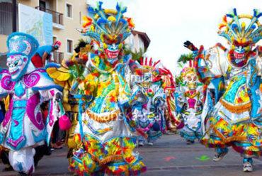 karneval v Dominikánské republice