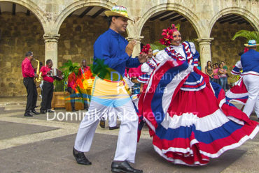 merengue - tanec Dominikánské republiky