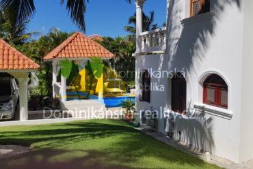 Villa Aris Ubytování v soukromí Dominikánská republika