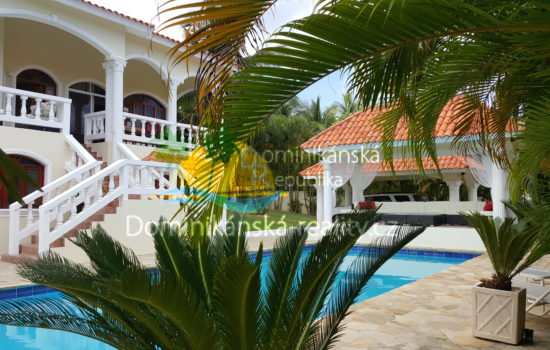 villa Aris ubytování v soukromí v Dominikánské republice