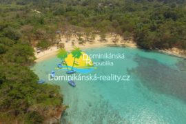 playa Madama Dominikánská republika Villa Aris
